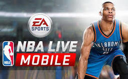 代儲值 手遊 NBA LIVE MOBILE