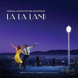 【美版】樂來越愛你 電影原聲帶 La La Land---5711777