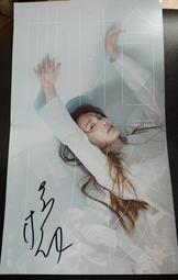★D★現貨 【預購簽名海報】楊丞琳 Rainie 刪‧拾 以後 親筆簽名 海報