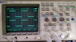 HP 54601A 示波器 4波道 100MHz