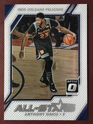 2017-18 Donruss Optic All Stars #5 Anthony Davis 鵜鶘隊