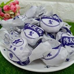 陳皮梅李 特製 有籽 古早味零食點心 下午茶聚會茶點 600克 團購美食 泰國 蜜餞果乾 大包裝分享 【全健美食生活館】