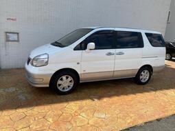 2005年 日產QRV【2.0 白色 頂級豪華版 7人座 可變更貨車牌 內外漂亮 免整理 無待修】Tribute MAZ