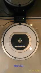 【ㄚ誠網室】iRobot Roomba 760機幾近全新售價只賣6999元再免運保固1年送配件耗材歡迎自取
