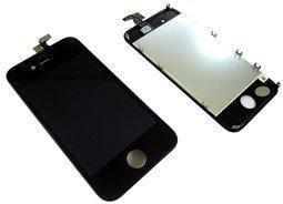 【優質通信零件廣場】現貨供應 每片480整!! 全新iPhone 4S 副廠相容 液晶觸控總成 黑色 白色
