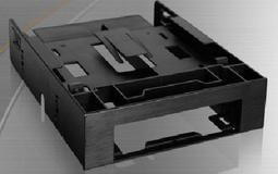 光華CUMA散熱精品*ICY DOCK MB343SP 5.25吋 轉 (3.5吋x1+2.5吋x2) 硬碟轉接架~現貨