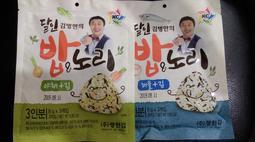 韓味不二 廣川拌飯料海鮮味/蔬菜味 8g*3