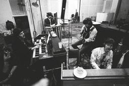 【英國進口西洋樂團海報】披頭四 披頭四 THE BEATLES (Studio Sgt Peppers) #LP2107