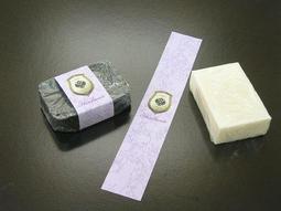 E-7009香皂腰封-優雅紫-工廠直營-2條只要1元