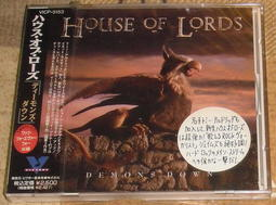 House Of Lords / Demons Down (首發日盤  全新  Rare!! )Giuffria *