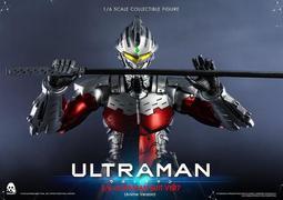 杯麵!# 第三季預購免訂金! 野獸國 threezero Ultraman 3a 超人力霸王 賽文 動畫版 12吋人偶