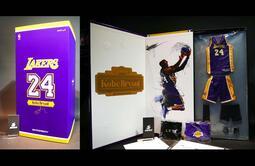 (參號倉庫) 現貨 ENTERBAY 12吋 NBA 湖人隊 Kobe Bryant 柯比 布萊恩 3.0 台灣限定版