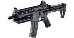 【五0兵工】ICS CXP.08 概念步槍, 金屬版單連發電動槍, 全配