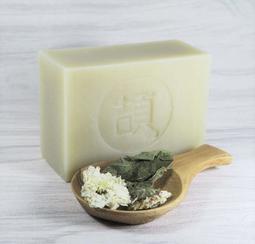 頡皂坊 桑菊洗顏皂 淨白肌膚 均勻膚色 收斂毛孔 滋潤肌膚 促進肌膚新陳代謝
