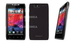 【GooMea】現貨 贈保護 印記 Motorola RAZR XT910 剃刀 超薄 觸感佳 保護殼 保護套  黑色