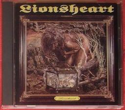 LIONSHEART/ S/T (1993首發日盤 Rare! )