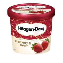 哈根達斯 冰淇淋 迷你杯 NT85元 外帶商品禮券 (100ml) haagen dazs 頂級 冰淇淋