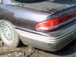 Chrysler 克萊斯勒 CONCORDE  康可 零件車