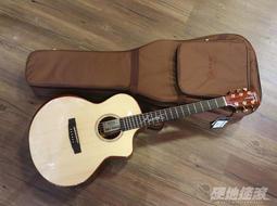 【硬地搖滾】免運分期0利率!Trumon 1852JF 楚門吉他 歐洲雲杉 桑托斯玫瑰木 全單板木吉他