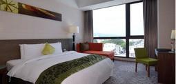 【Rock的家】台東富野渡假酒店 雙人房住宿券 含早餐 台中可面交
