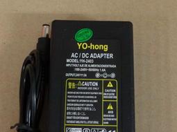 [自有LOGO館]6個月保固 AC110/220V轉DC 24V3A 變壓器 電源供應器 適配器 帶指示燈