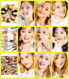 【K-S】TWICE FANFARE 4x6照片組(144) SANA MOMO 子瑜 娜璉 MINA