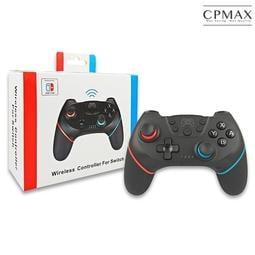 CPMAX Switch遊戲手把 無線游戲手把 震動手把 含陀螺儀加速器 無線連接 副廠手把 動物森友會 H145