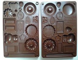 巧克力小熊模零售價250元
