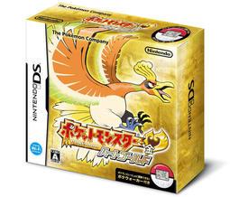 現貨 精靈寶可夢 神奇寶貝 心靈金 心金 含寶貝球計步器 二手 日版 NDS 2DS  3DS可玩