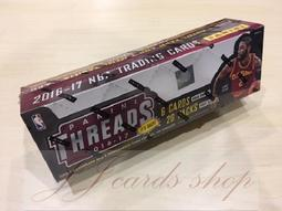 【☆ JJ卡舖 ☆】NBA 2016-17 Panini Threads Basketball 籃球卡 卡盒