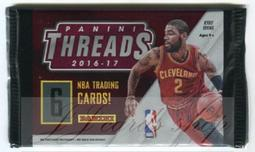 【☆ JJ卡舖 ☆】NBA 2016-17 Panini Threads Basketball 籃球卡 卡包