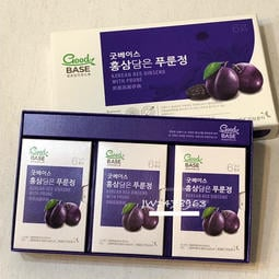 現貨】韓國正官庄 紅蔘黑棗飲 口服濃縮液 30包x7g 2021.01