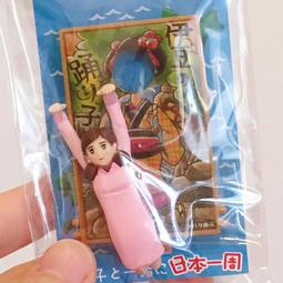 【現貨】日本杯緣子小姐 伊豆限定(伊豆踊子號) 擺飾 粉紅色款