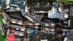 各大廠牌 隨機出貨 PCIE 1GB 顯示卡 2手良品 個人保固3個月H003
