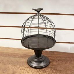 【飾品】~TT680鳥籠~*鐵製 居家佈置 婚禮會場 手作DIY裝飾 可搭永生花 乾燥花