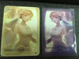[ALG卡牌專門] Spirit Token 畫師特製雙面精靈卡 (單筆訂單滿千可享半價加購價不限數量)