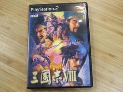 《啟元唱片》DVD PS2 三國志VIII 日本版 片況良好 PS2遊戲