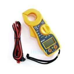 =海線妹妹=MT87液晶顯示 鉗夾式三用電錶/數位交流電表/勾錶勾表/測電池/測充電流電壓/緊急維修/帶蜂鳴售變焦手電筒