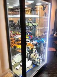 燈條公仔櫃 全一 LED公仔櫃、玻璃櫃、展示櫃、珠寶櫃、手機櫃、精品櫃、燈條櫃 燈條模型櫃,眼鏡櫃,玩具櫃,GK展示櫃