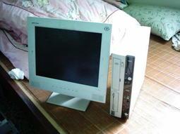 NEC,P3-866,迷你電腦,,+DVD光碟機