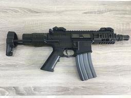 [雷鋒玩具模型]-VFC - VR16 SABER CQB AEG 電動長槍 BB彈 瓦斯槍 矽油