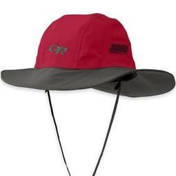 Outdoor Research 西雅圖防水圓盤帽/登山帽GTX 243505 0916 暗紅灰OR82130-94B