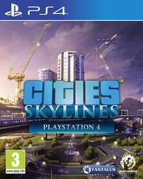 【電玩販賣機】全新未拆 PS4 大都會 天際線 (現代版模擬城市) -英文版- Cities Skylines