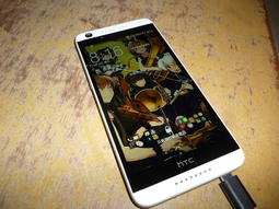 HTC-D626p智慧4G手機300元-機板正常觸控故障