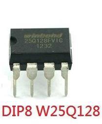 Winbond W25Q128 DIP8 SPI FLASH - 露天拍賣