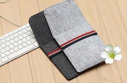 [kindle 毛氈套]  kindle / 平板 電腦 各款通用 保護套 毛氈套 內膽包 袋 綁帶款