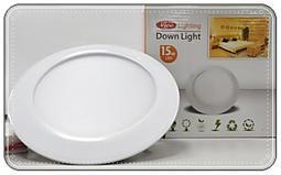 15W 15CM 崁燈 【三段切換可調光設計】室內設計裝潢首選 ! ! !