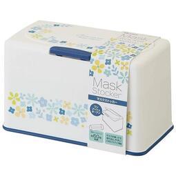 《現貨》Coco馬日本代購~ 日本帶回 小花 素面 面紙盒 口罩 收納盒 收納箱 口罩盒