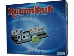 【派派桌遊】「含運」拉密數字牌大型版XXL Rummikub XXL 可加購沙漏20元