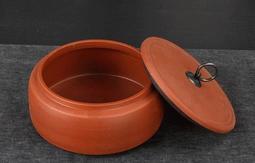 【自在坊】茶具用品【大號紫砂醒茶罐】特價320元 散茶500G 普洱茶餅裝罐   另有小號罐